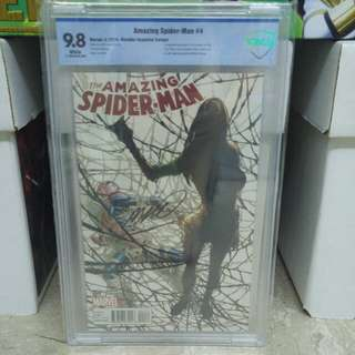 Amazing Spider-Man #4 CBCS - Marvel Comics