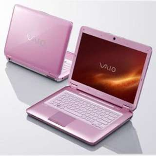 """Used Sony Vaio Laptop 14"""" in Pink"""