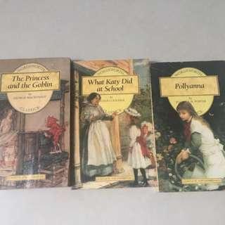 3 classics bundle