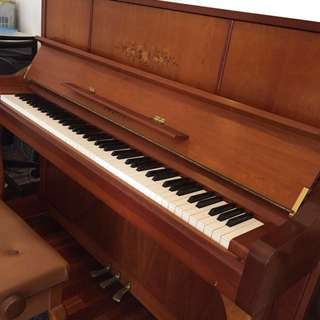 Yamaha Upright Grand Piano