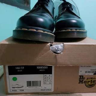 Dr. Martens 1461-59 Black Smooth