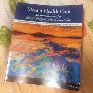 Mental Health Care Book