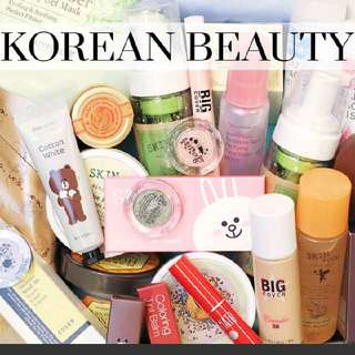 Korean Skincare And Beauty Products (helping To Purchase Directly)