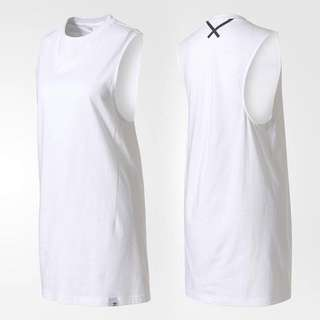 🚚 Adidas originals Xboy系列 白色 背心 #幫你省運費