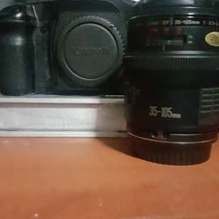 5D mark 1 with Lense.