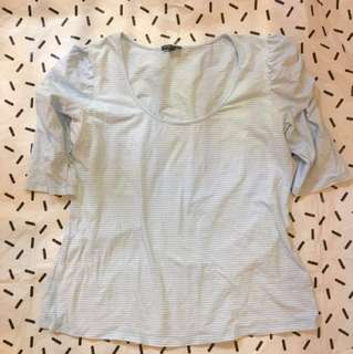 City Chic Tee Size Small