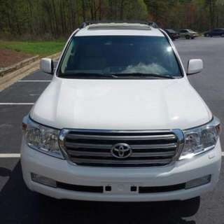 2009 Toyota Land Cruiser V8