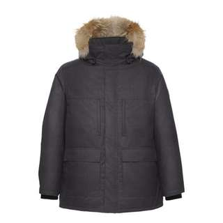 Quartz Men's Winter Coat