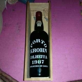 PORTO COLHEITA 1987