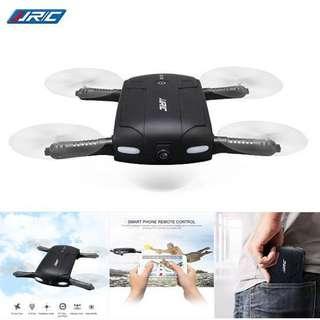 JJRC H37 Elfie RC Quadcopter Foldable Pocket Selfie Drone w/ HD