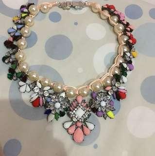Kalung Mutiara (necklace)
