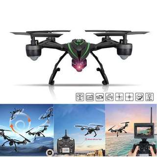 JXD 510G 5.8G FPV RC Drone 4CH 6-axis Quadcopter with 2.0MP HD