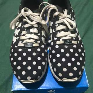 Authentic Adidas Original Flux Polkadots