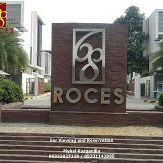 Townhouse in Quezon City For Sale