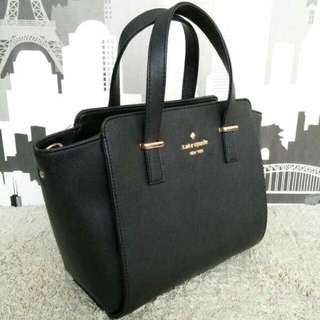 Last One Authentic Kate Spade Bag Satchel cross body Bag
