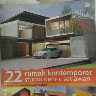 22 Design Rumah Kontemporer