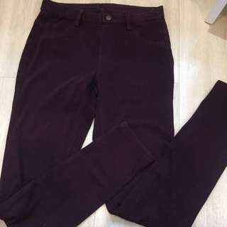 Celana panjang trousers uniqlo