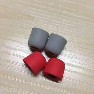 記憶海綿惰性慢回彈入耳式耳機綿
