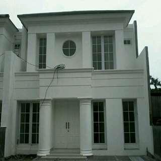 Rumah 2 lantai di rawamangun jakarta timur dekat al azhari promo