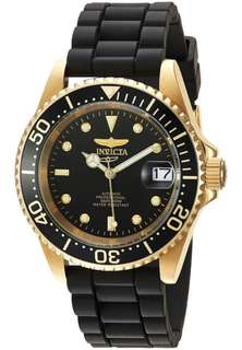 Men's 'Pro Diver' Automatic Gold-Tone and Stainless Steel Casual Watch