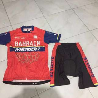 Merida Cycling Jersey set