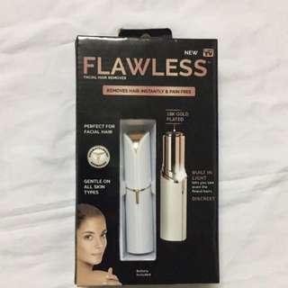 FLAWLESS 口紅造型無痕淨膚除毛神器