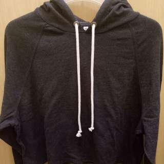 RESTOCK! H&M Hoodie Crop Sweater
