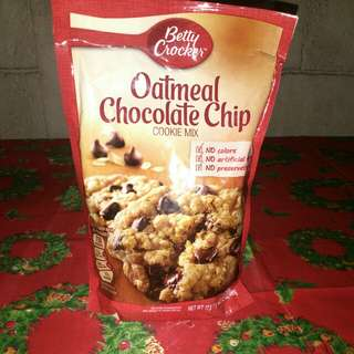 *🎄🎉 Christmas gifts imported oatmeal chocolate chip