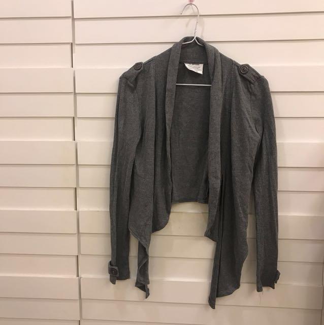 正韓🇰🇷超顯瘦垂墜罩衫