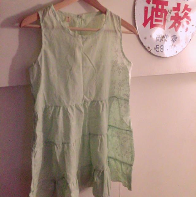 碎花仲夏洋裝裙