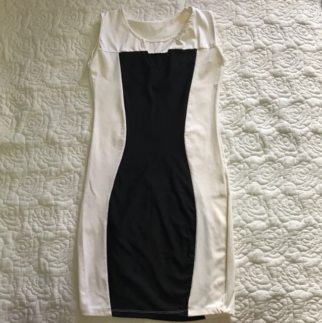 dress used once (small)