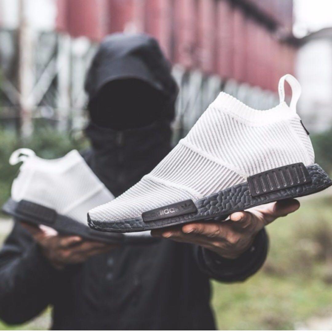 9b5b868ba895d ADIDAS ORIGINALS NMD CS1 GORE-TEX Primeknit Sneakers