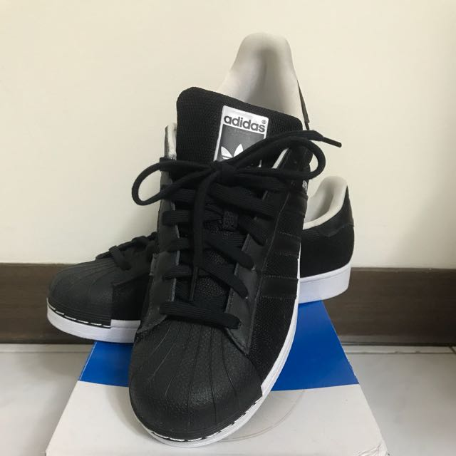 Adidas SUPERSTAR BECKENBAU 黑色UK8