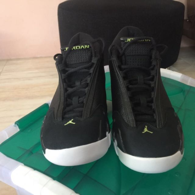 Air Jordan 14 Retro Indiglo