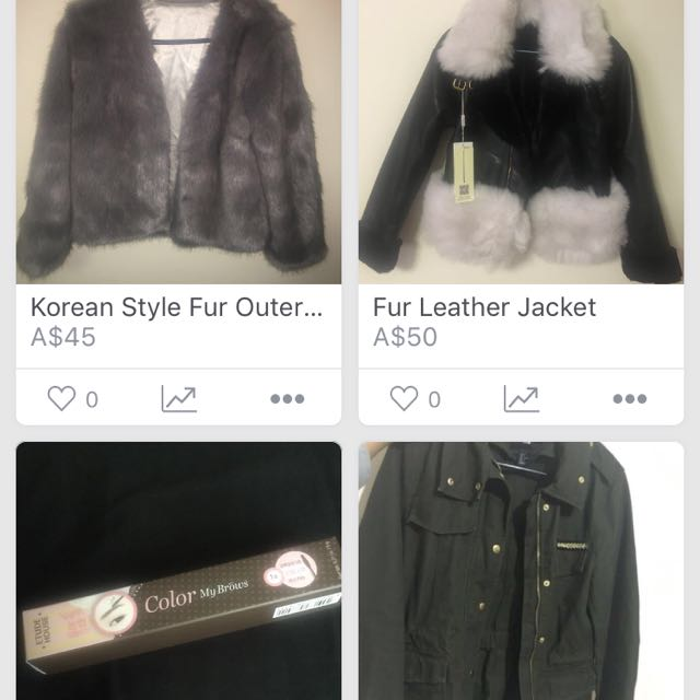 All 3 jackets/coats bundle!