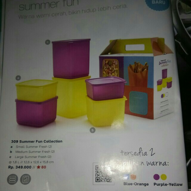 all tupperware diskon 40%