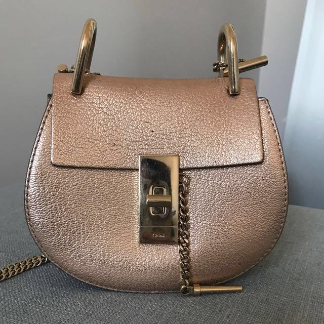 Authentic Chloe Drew Crossbody Bag