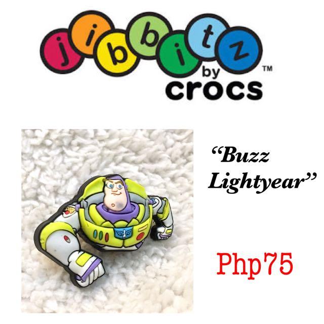 "Authentic Crocs Jibbitz Shoe Charm Series: Toy Story's ""Buzz Lightyear """