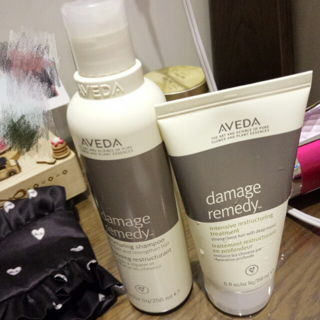 Aveda 肯夢 復原配方強效護髮乳/洗髮乳