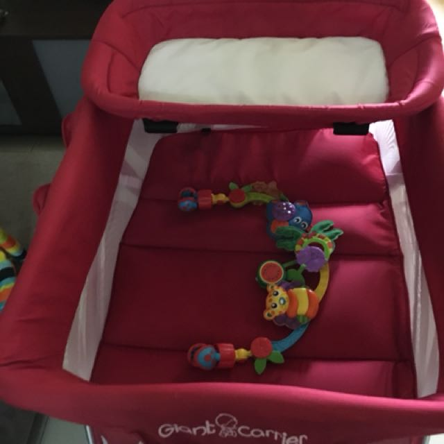 Baby crib/playpen
