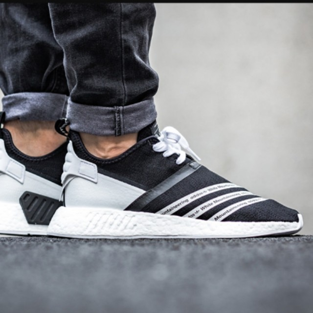 promo code 6f3dd b7dd2 [BLACK FRIDAY] AUTHENTIC Nmd r2 white mountaineering