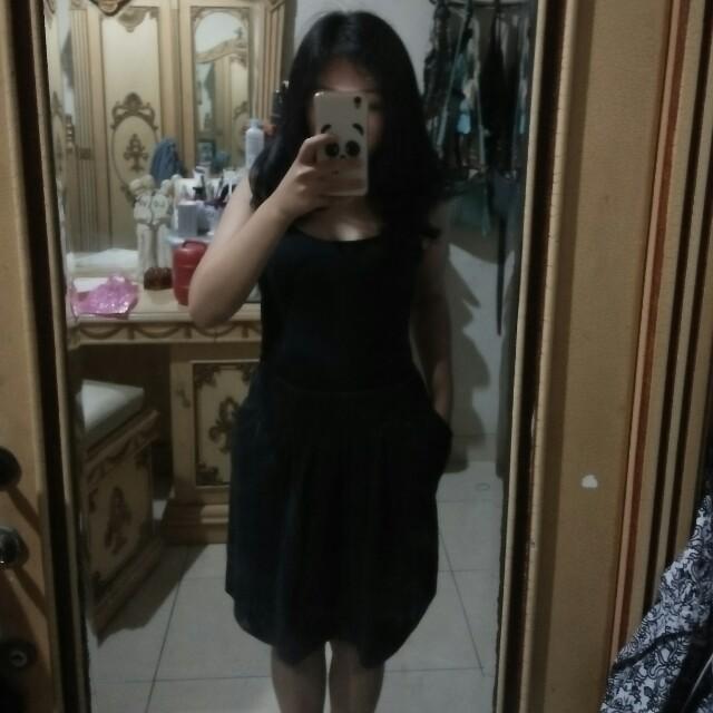 Black skirt sole mio
