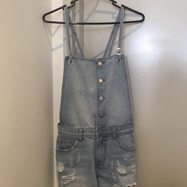 BNWT Denim Shorts