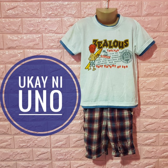 Boy tshirt (7 to 12yrs old)