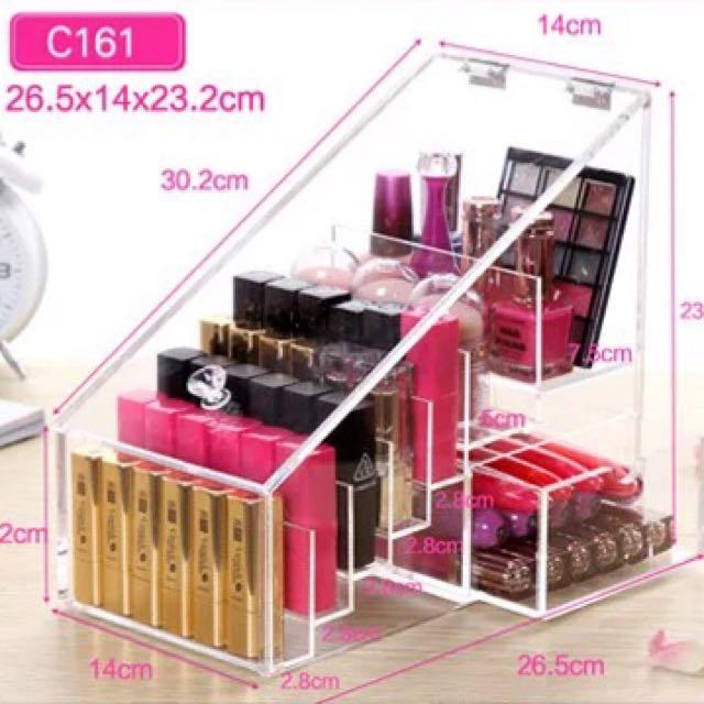 Brand New Makeup Organiser