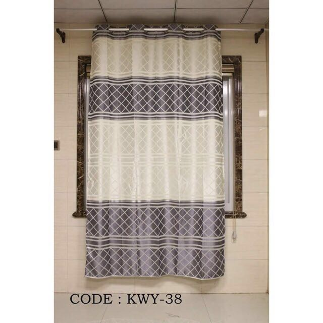 Brocade Curtain KWY-38
