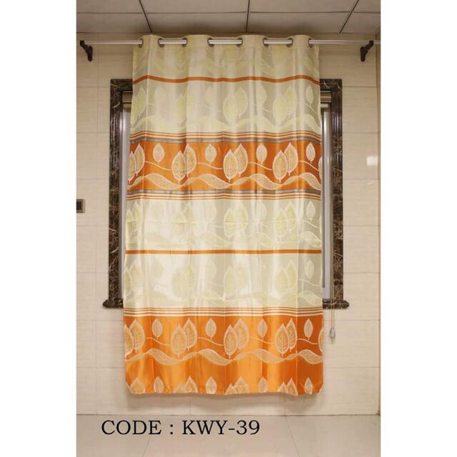 Brocade Curtain KWY-39