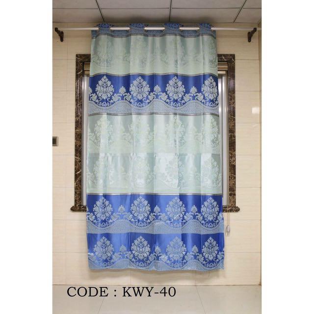 Brocade Curtain KWY-40