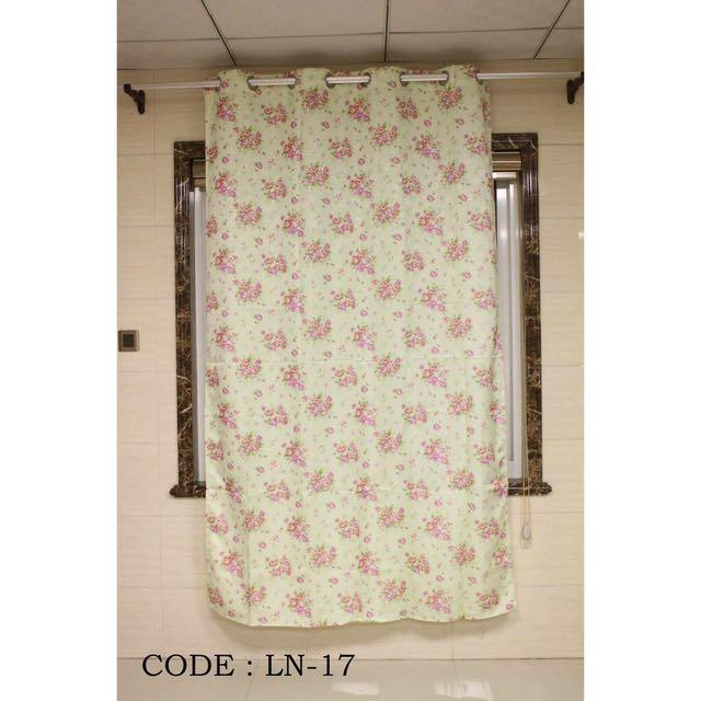 Brocade Curtain LN-17