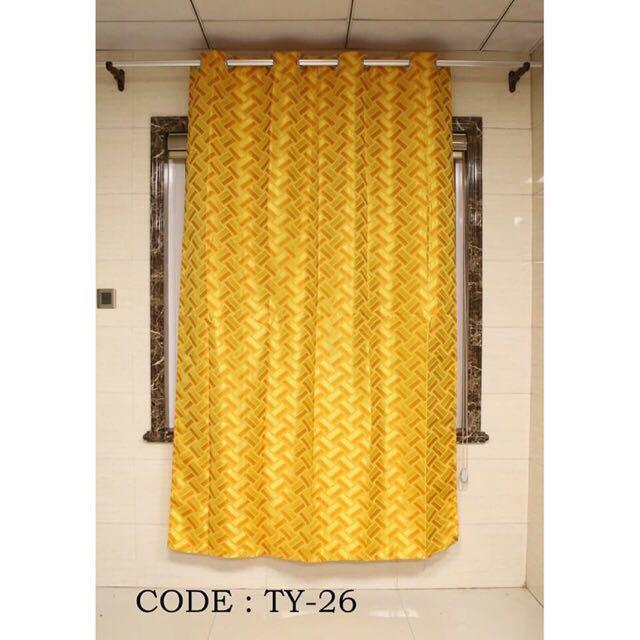 Brocade Curtain TY-26